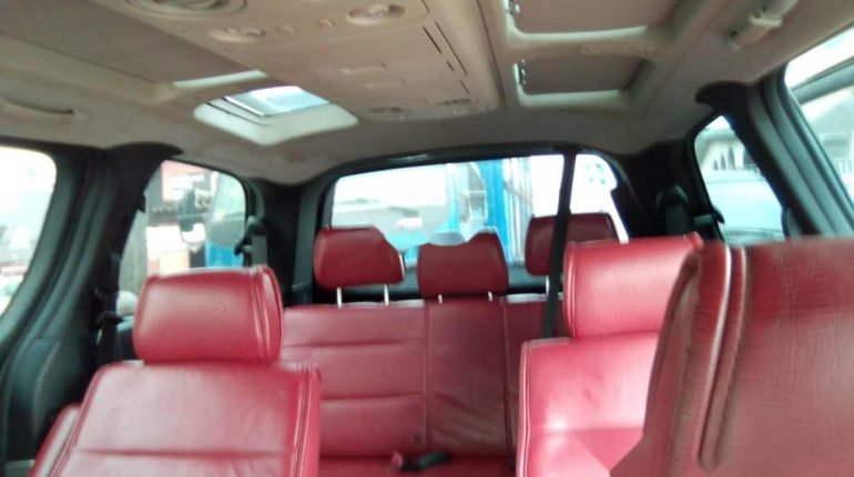 Tokunbo Nissan Quest 2005 Model for sale-5