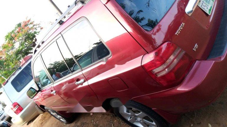 Naija Used 2003 Toyota Highlander for sale-11