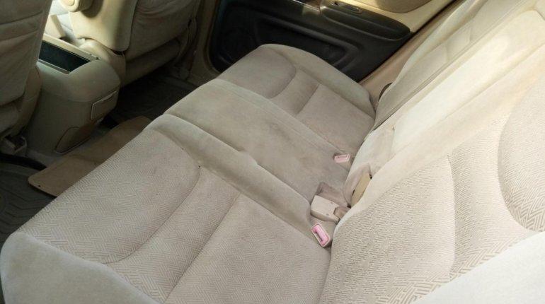 Naija Used 2003 Toyota Highlander for sale-10