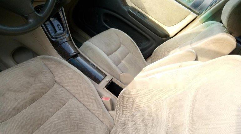 Naija Used 2003 Toyota Highlander for sale-5
