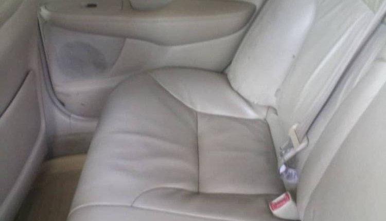 Sharp and Neat Naija Used Lexus ES 2003 Model-4