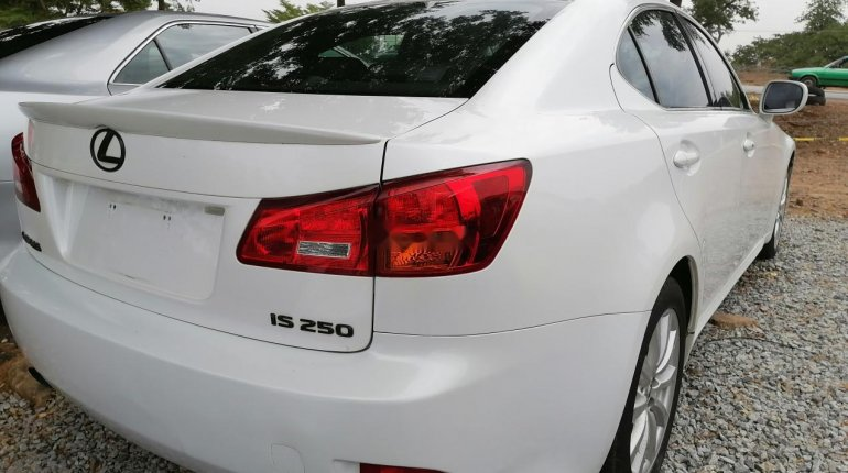 Foreign Used Lexus IS 2008 Model-1