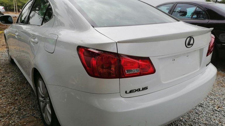 Foreign Used Lexus IS 2008 Model-3