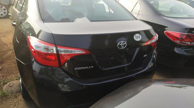 Tokunbo Toyota Corolla 2016 Model for sale-1