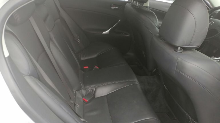 Foreign Used Lexus IS 2008 Model-5