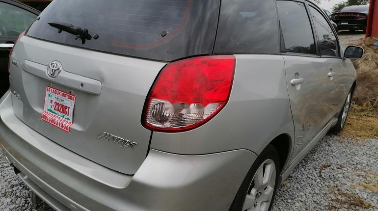 Foreign Used Toyota Matrix 2004 Model for sale-3