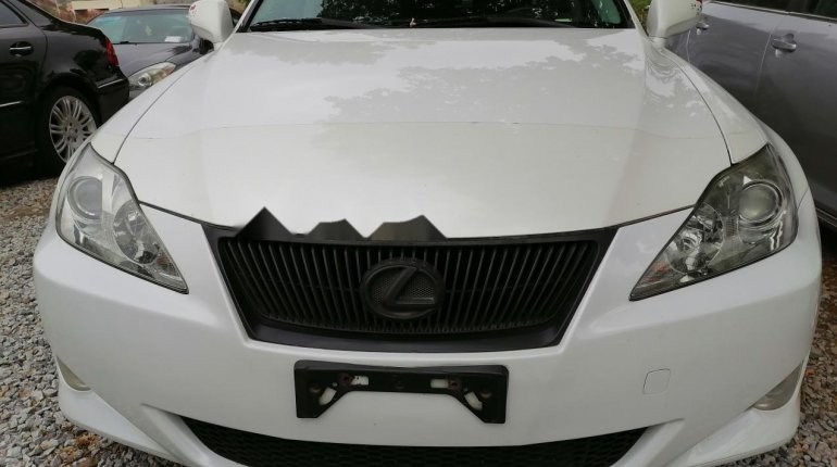 Foreign Used Lexus IS 2008 Model-0