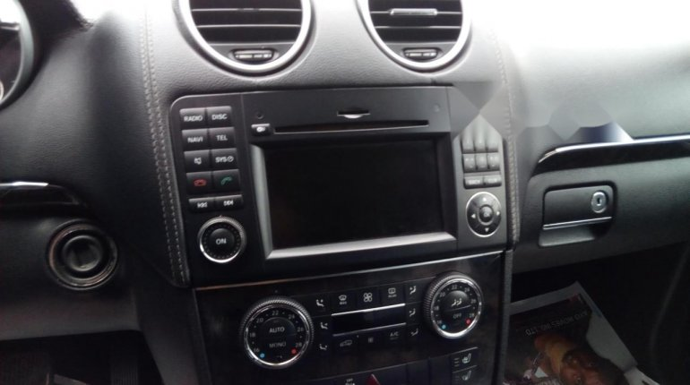 Foreign Used Mercedes-Benz GL-Class 2011 Model Black-4