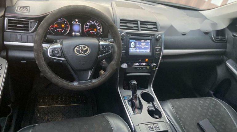 Nigeria Used Toyota Camry 2016 Model Black-4