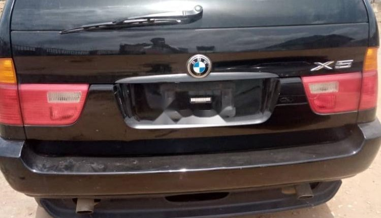 Foreign Used BMW X5 2003 Model for sale-6