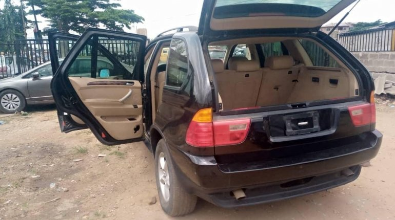 Foreign Used BMW X5 2003 Model for sale-1