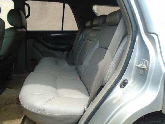 Nigeria Used Toyota 4-Runner 2005 Model Silver-2