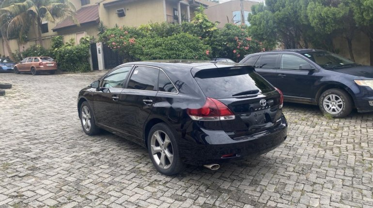 Fullest option 2013/2014 Toyota Venza Limited Edition-2