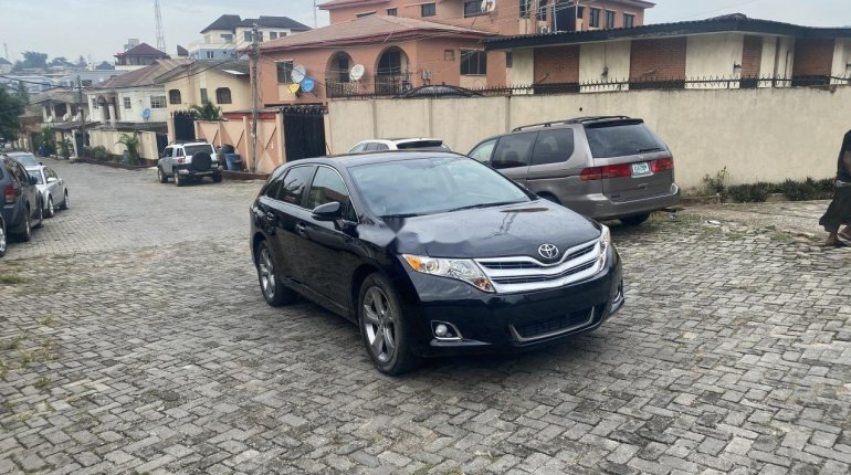 Fullest option 2013/2014 Toyota Venza Limited Edition-1