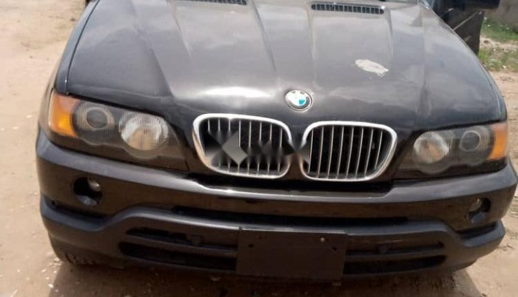 Foreign Used BMW X5 2003 Model for sale-0