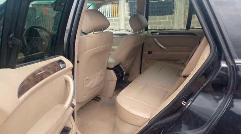 Foreign Used BMW X5 2003 Model for sale-4