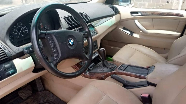 Foreign Used BMW X5 2003 Model for sale-2