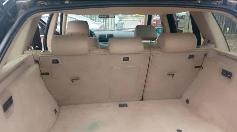 Foreign Used BMW X5 2003 Model for sale-3
