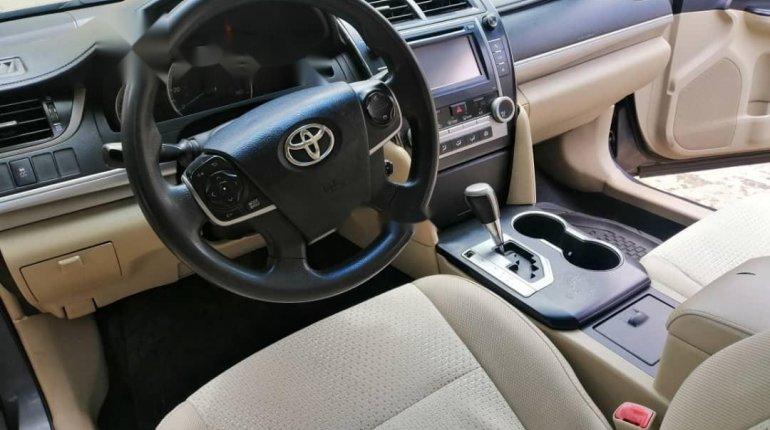 Nigeria Used Toyota Camry 2013 Model Gray-3