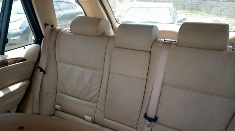 Foreign Used BMW X5 2003 Model for sale-5