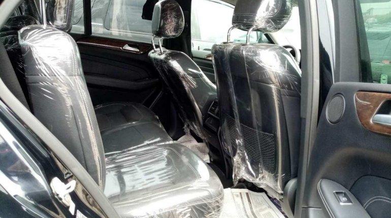 Tokunbo Mercedes-Benz ML350 2013 Model Black-3