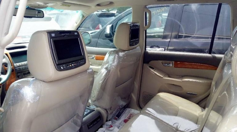 Foreign Used Lexus GX 2007 for sale-5
