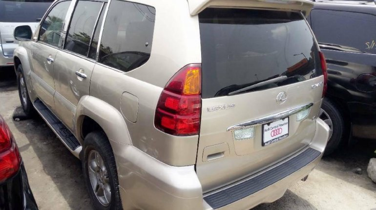 Foreign Used Lexus GX 2007 for sale-4