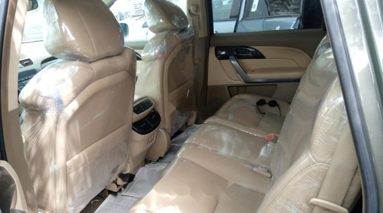 Foreign Used Honda Acura MDX 2008 Model Brown-4