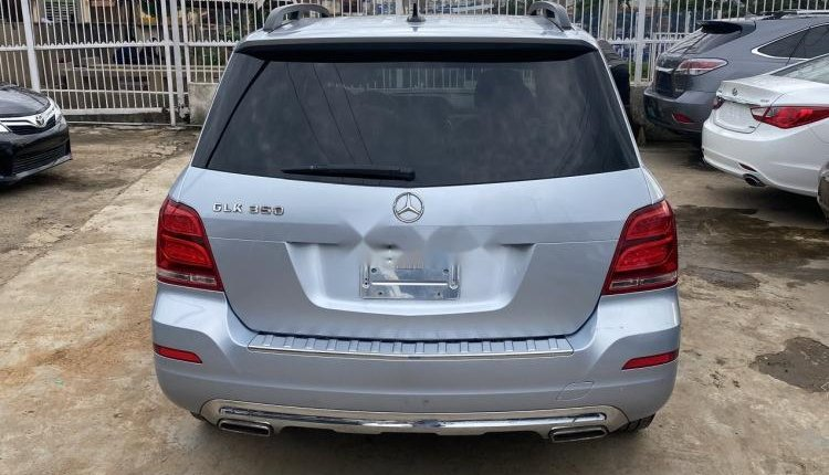 Fullest Option 2013/2014 Mercedes Benz GLK 350-9