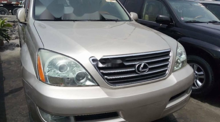 Foreign Used Lexus GX 2007 for sale-0