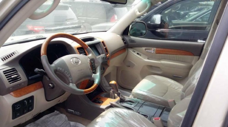 Foreign Used Lexus GX 2007 for sale-3