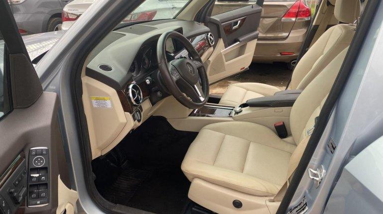 Fullest Option 2013/2014 Mercedes Benz GLK 350-10
