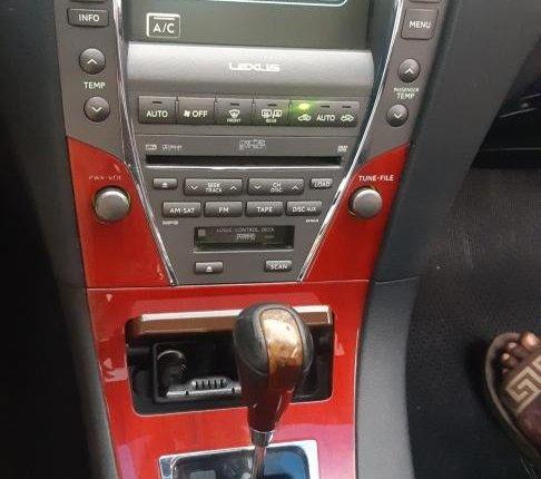 Foreign Used Lexus ES 2009 Model Black-7
