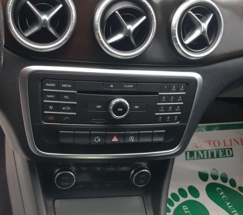 Tokunbo Mercedes-Benz CLA-Class 2015 Model Black-7