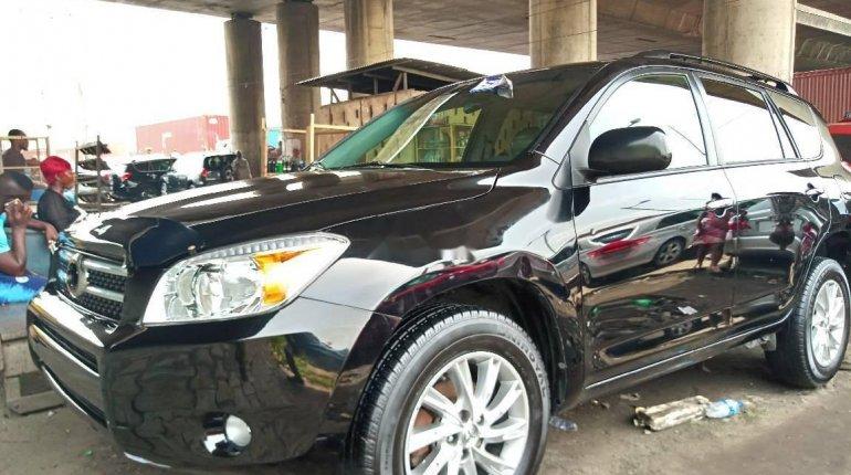 Foreign Used Toyota RAV4 2008 Model-0