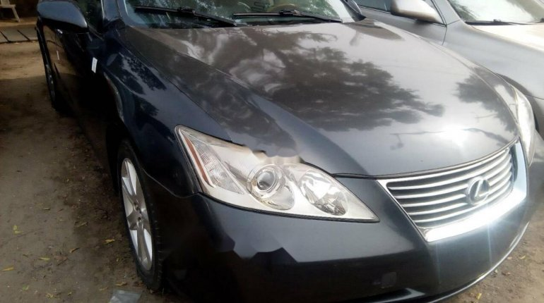 Foreign Used Lexus ES 2008 Model Gray-1