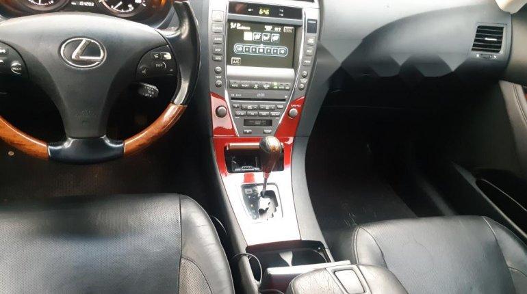 Foreign Used Lexus ES 2009 Model Black-4