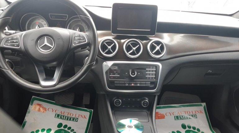 Tokunbo Mercedes-Benz CLA-Class 2015 Model Black-3