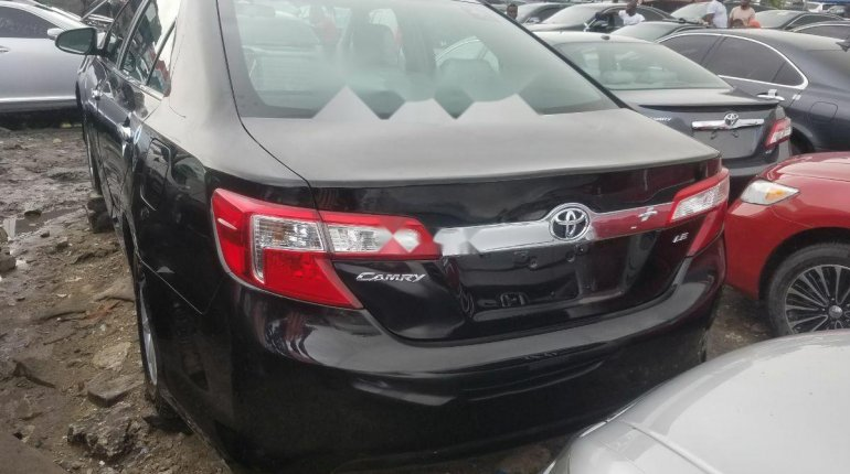 Super Clean Naija Used Toyota Camry 2013 Model for sale-6