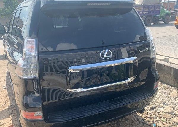 Foreign Used 2018 Black Lexus GX for sale in Lagos. -8