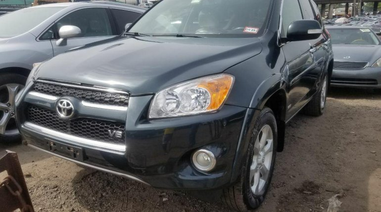 Super Clean Foreign Used 2010 Toyota RAV4 for sale-0
