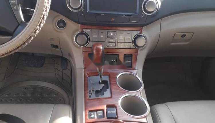 A year Naija Used 2008 Toyota Highlander for sale-2