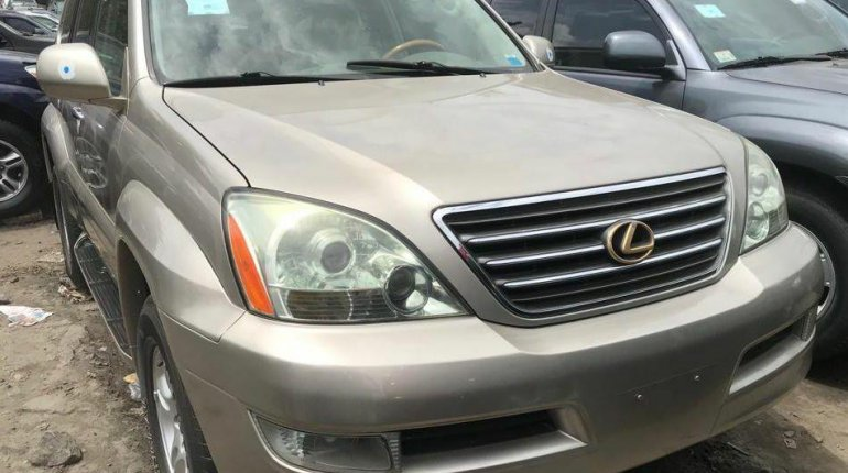 Clean Foreign Used 2006 Lexus GX for sale-6