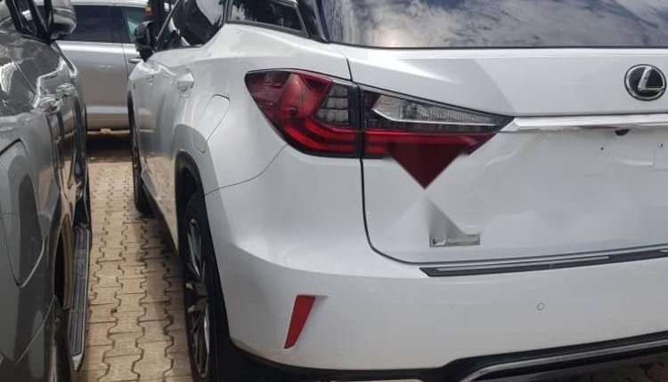 Foreign Used 2019 Lexus RX for sale-4