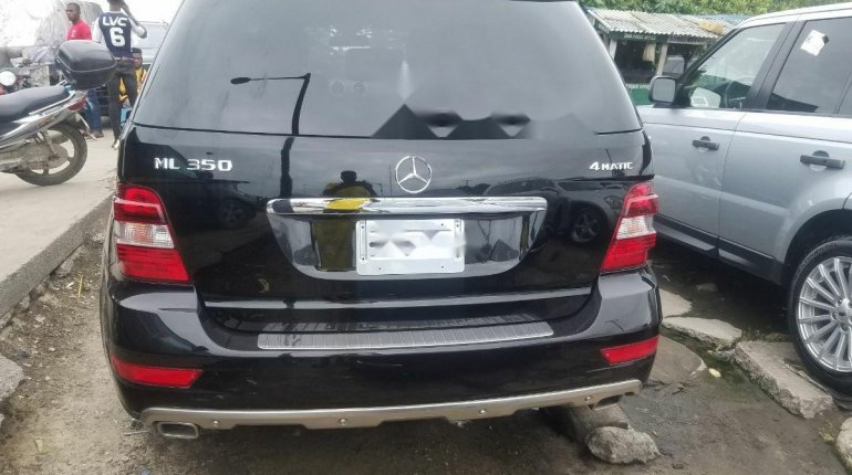 Foreign Used 2010 Mercedes-Benz ML350 for sale-3