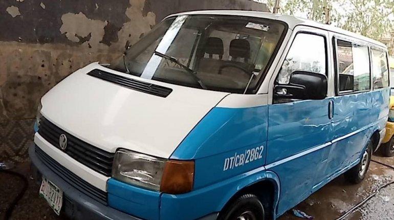 Very clean Nigeria used Volkswagen T4-0