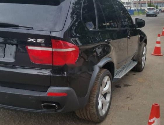Foreign Used 2008 BMW X5 for sale in Lagos.-3