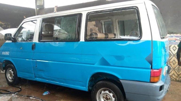 Very clean Nigeria used Volkswagen T4-1