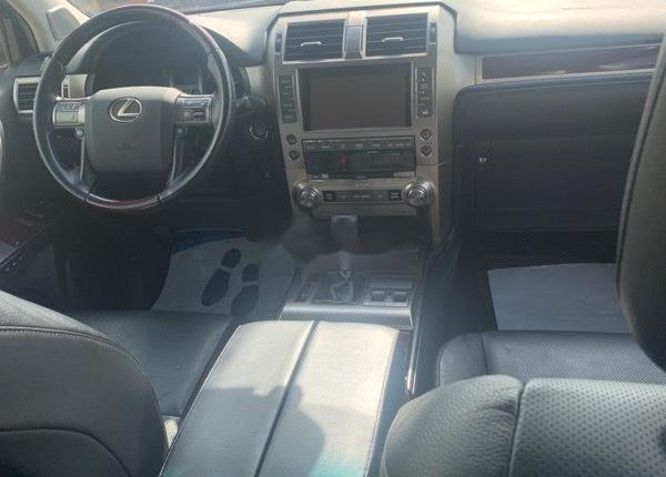 Foreign Used 2018 Black Lexus GX for sale in Lagos. -5