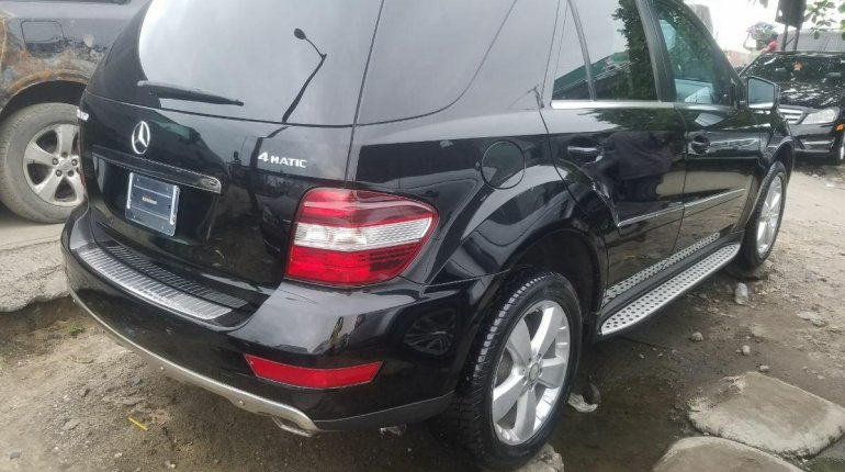 Foreign Used 2010 Mercedes-Benz ML350 for sale-1